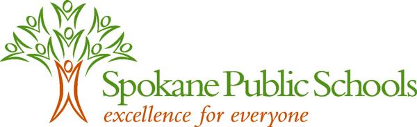 Spokane public schools - excellence for everyone logo.